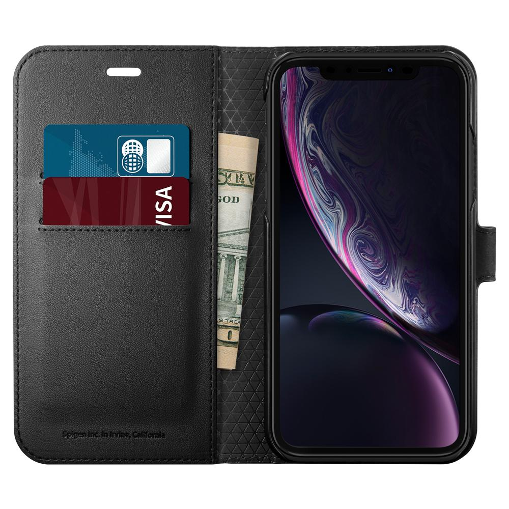 Etui Spigen Wallet S dla iPhone XR